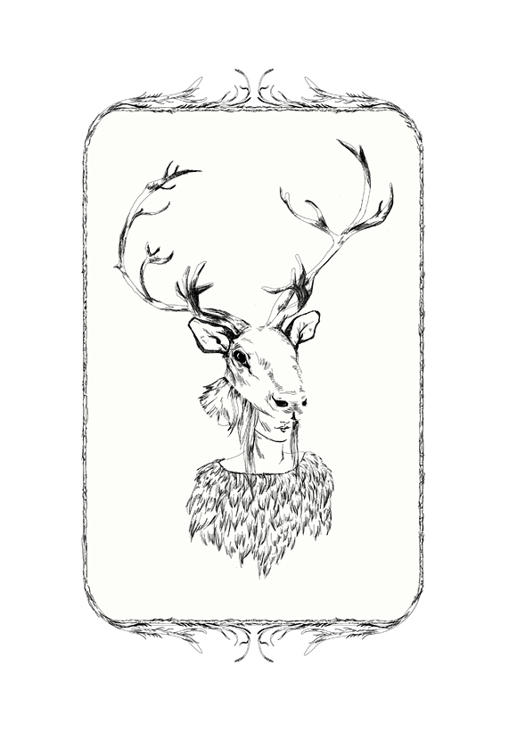 Caribou/renne